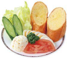 サラダバゲット